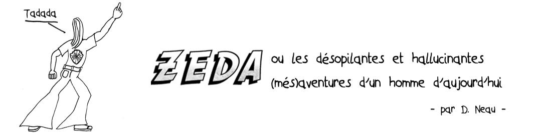 Zéda, une BD numérique pour tous !